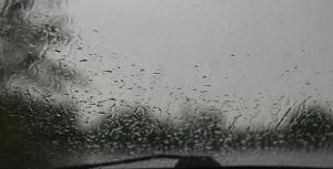 Rain on the Windshield 3